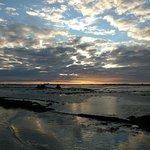 Foto van Praia da Costa Nova Boat