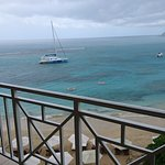 View from Prime Ministers Suite - Sandals Royal Plantation