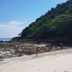 Easy access to private beach where snorkelling is awesome.