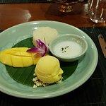 Amazing dessert.