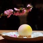 桃花(táo huā)Mint & Sweet Peach Mousse