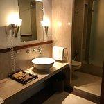 Second bathroom within 2 bedroom suite