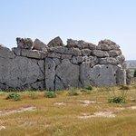 Ggantija Megalithic Temples Foto