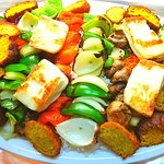 Paasha Platter for Vegetarian