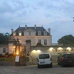 restaurant du Chateau de la Gressiere Photo