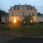 restaurant du Chateau de la Gressiere Photo