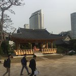 temple recommended by concierge team