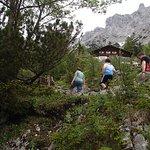Mittenwalder Hütte Foto