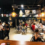 1st day very busy @ Chillies Indian Restaurant Hsinchu淇里思印度餐廳新竹