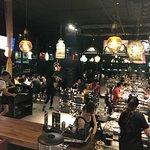 house full after grand opening @ Chillies Indian Restaurant Hsinchu淇里思印度餐廳新竹