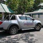 The acompanying vehicle
