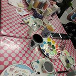 Foto The Painting Pottery Cafe