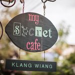 My Secret Cafe In Town Foto
