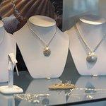 Sterling silver Raasay shells