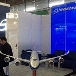 SIAL 2018: BOEING Cargo Pavilion at the SNIEC.