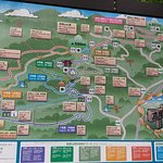 高尾山入口地圖