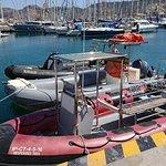 tres barcos comodos, revisados y muy operativos para  buceo
