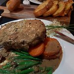 Silvers Bar and Grill: Lamb tagine