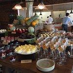 OXBO Bankside: Beautiful food