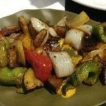 Correctas las verduras al horno