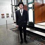 Ryan you look great in 1900 attire