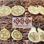 Finnish handcraft, pyrography-art and jewellery made of natural materials