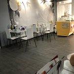 Cafeteria Maki ภาพถ่าย