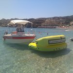 Rent a boat & water sports heraklion crete