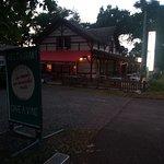 Restaurant-Cave à vins