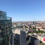 Blick über den Potsdamer Platz