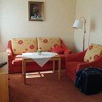 Sitzbereich im Zimmer