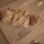 carrot cake with white chocolate