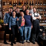Il Team Gianni Restaurant
