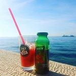 Jadran Beach Bar -drinks