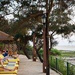 Nazare Beach shacks