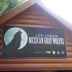 Mexican Gray Wolf sign