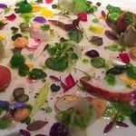 "La fameuse ""salade"" :-)"
