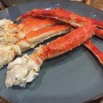 Wine & Crab-bild