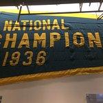 Green Bay Packer Hall of Fame照片