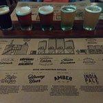Degustação das principais cervejas!! (recomendo)