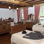 Dormitorio de estudiantes.