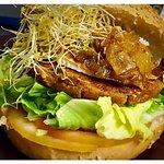 Hamburguesa Vegetariana de Alcachofas