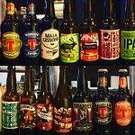 Cervezas Artesanas y de Importación