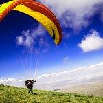 iran,Tabriz, paragliding tour