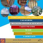 iran, paragliiding tour