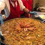 Paella romagnola: veramente ottima !!!!!!