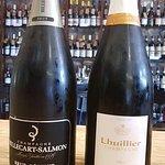 Billecart, champagne classico di gran bevibilità. Lhuillier, piccolo produttore di champagne
