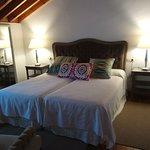 Dormitorio de la habitación dúplex