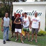 Our Royalton clients after a day tour with Rainbow Divers Inc.
