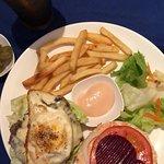 Best burger in vientiane